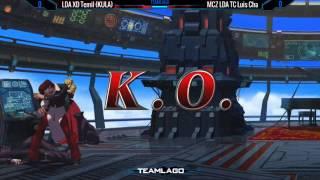 getlinkyoutube.com-The KOF Challenge II KOF13 Tournament Matches to Grand Finals!!!
