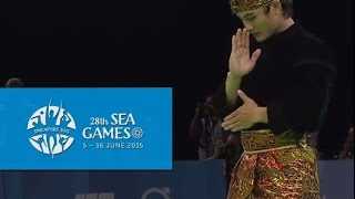 Pencak Silat Artistic Male Singles- Finals Highlights 2nd(Day 5) | 28th SEA Games Singapore 2015