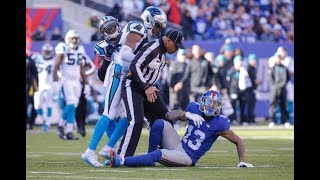 Odell Beckham Jr. vs Josh Norman 2015 FIGHT