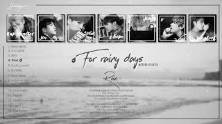 [Playlist] BTS - For rainy days