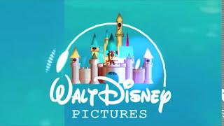 getlinkyoutube.com-Chicken Little Walt Disney Logo v2 blender