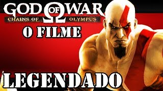 getlinkyoutube.com-GOD OF WAR: CHAINS OF OLYMPUS - FILME COMPLETO - LEGENDADO [HD]