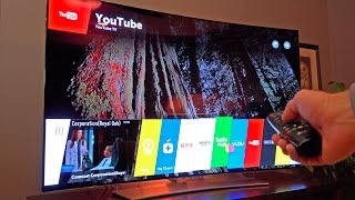 "getlinkyoutube.com-World's Best TV? LG 65"" Curved OLED 4K Ultra HDTV: Unboxing & Review"