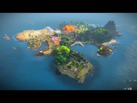 The Witness (PC)   © Thekla 2016    1/1