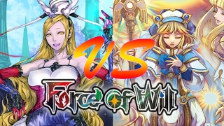 getlinkyoutube.com-Force of Will (TCG) Feature Match: Val 2.0 Control vs RUG Charlotte Agro