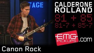 "getlinkyoutube.com-Cole Rolland performs ""Canon Rock"" featuring E Rock on EMGtv"