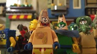 Lego Spongebob: PATRICK MAN THE MOVIE