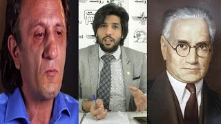 جهالت سید محمد حسینی، سندی بر حقانیت استاد احمد کسروی_رودست