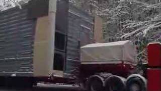 Gabaryt na lodzie - nerwy ze stali