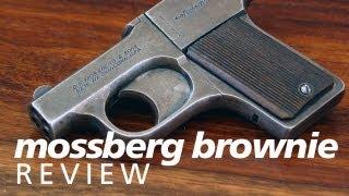 getlinkyoutube.com-Review: the Mossberg Brownie - a 4-barrel .22-caliber derringer