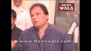 getlinkyoutube.com-Zafar Pahelwan's press conference at his residence in Yakutpura