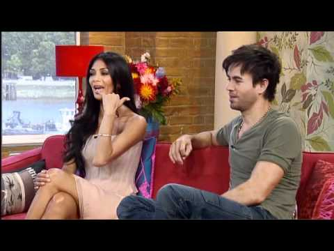 Nicole Scherzinger &amp; Enrique Iglesias - Interview (This Morning - 7th October 2010) -SPxIzcFF-v4