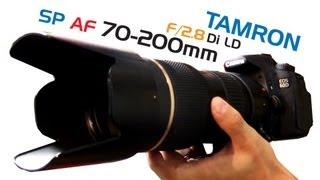 getlinkyoutube.com-【カメラ】明るい望遠レンズはお好き?TAMRON SP AF 70-200mm F2.8 Di LD + EOS 60D soezimax