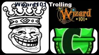 getlinkyoutube.com-Wizard101 Trolling: Girl Tries To Steal My Account