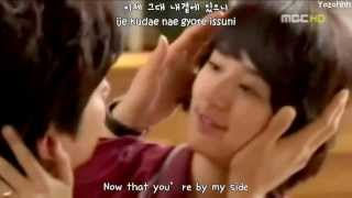 getlinkyoutube.com-As One - WHITE LOVE STORY MV (Coffee Prince OST) [ENGSUB + Romanization + Hangul]