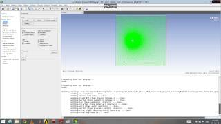 getlinkyoutube.com-How to create an Animation in ANSYS Fluent? (Part 1)