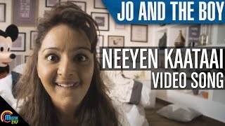 getlinkyoutube.com-Jo And The Boy Neeyen Kaataai Song Video Ft Manju Warrier |Official |