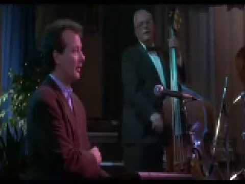 Groundhog Day scene - Bill Murray - Phil's Piano solo