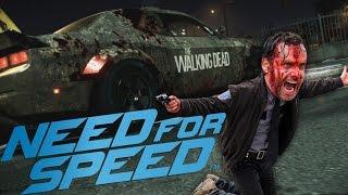 getlinkyoutube.com-The Walking Dead's Dodge Challenger ‹ NEED FOR SPEED 2015 › PS4