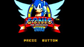 Master System Longplay [043] Sonic the Hedgehog (a)