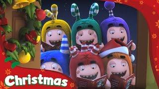 getlinkyoutube.com-Oddbods | Christmas Carol