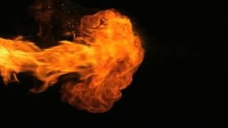 getlinkyoutube.com-огонь футаж,видеовставка