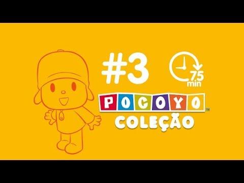 Pocoyo: 90 Minutos em Português | desenhos animados para crianças PARTE 2