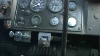 M35a2 LDT 465 whistler turbo cold start