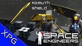 getlinkyoutube.com-Space Engineers -  Mod Collection Ep 5 Shields and Physical Cargo