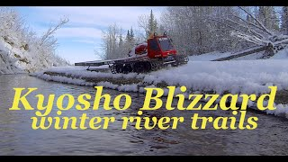 getlinkyoutube.com-RC CWR Kyosho Blizzard winter river trails