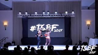 Delia & Jariel TSBF 2015