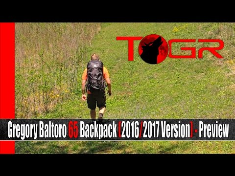 Gregory Baltoro 65 Backpack (2016/2017 Version) - Preview