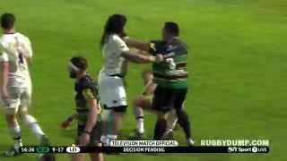 getlinkyoutube.com-Salesi Ma'afu brutal punch combo on Tom Youngs