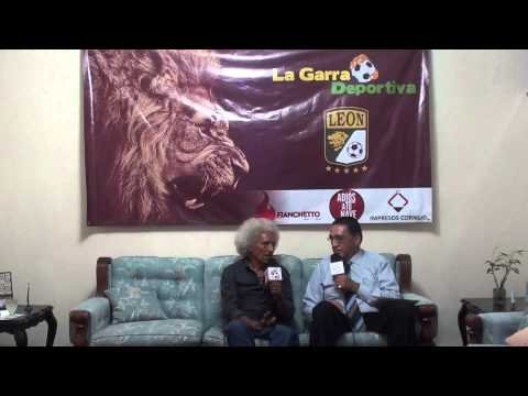La Garra Deportiva - Entrevista a Rubn el 