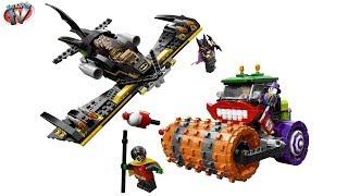 getlinkyoutube.com-LEGO Batman: The Joker Steam Roller 76013 Toy Review