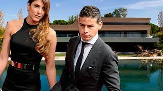 getlinkyoutube.com-Casa Mansión de James Rodriguez Real Madrid