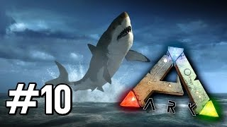 getlinkyoutube.com-Ark Survival Evolved [EP.10] - ฉลามและความฮา!!