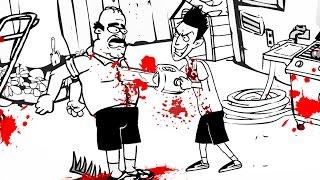 getlinkyoutube.com-BAD NEIGHBOURS! | Whack Your Neighbour