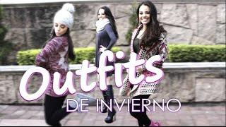 getlinkyoutube.com-Outfits de Invierno - Arely Tellez