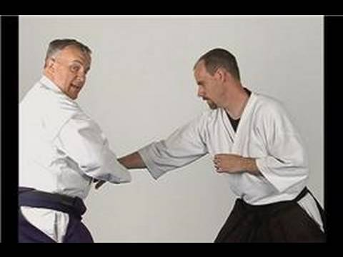 Ikkyo: Aikido Techniques : Ikkyo from a Straight Punch