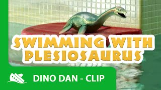 getlinkyoutube.com-Dino Dan: Trek's Adventures :: Best of Swimming With Pleiosaurus Episode  (Subtítulos en Español)