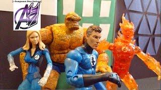 getlinkyoutube.com-Fantastic Four Stop Motion- Fantastic Four vs Dr. Doom