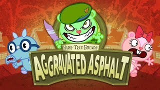 getlinkyoutube.com-Happy Tree Friends Aggravated Asphalt Gameplay 2