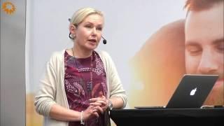 Järnvägsforum Norr - Infrastrukturminister Anna Johansson