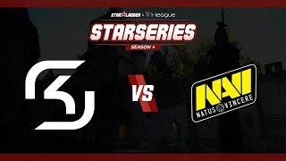 StarSeries i-League S4 - SK Gaming vs. Na'Vi (Mapa 1 - Cobblestone) - Narração PT-BR HD