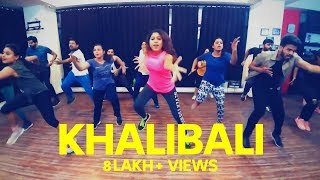 Khalibali : Padmaavat - DanceWorks | Kalyani Choudhari