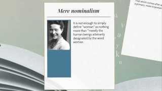 getlinkyoutube.com-Simone De Beauvoir   The Second Sex