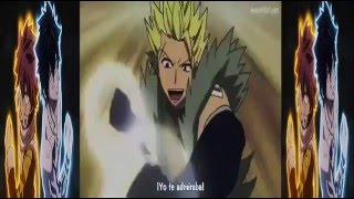 getlinkyoutube.com-Natsu y Gajeel vs Sting y Rogue sub esp pelea completa