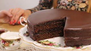 getlinkyoutube.com-Čokoladna torta koja podsjeća na Zaher