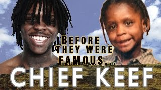 getlinkyoutube.com-Chief Keef - Before They Were Famous